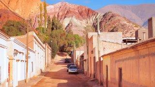 purmamarca - roadtrip argentine