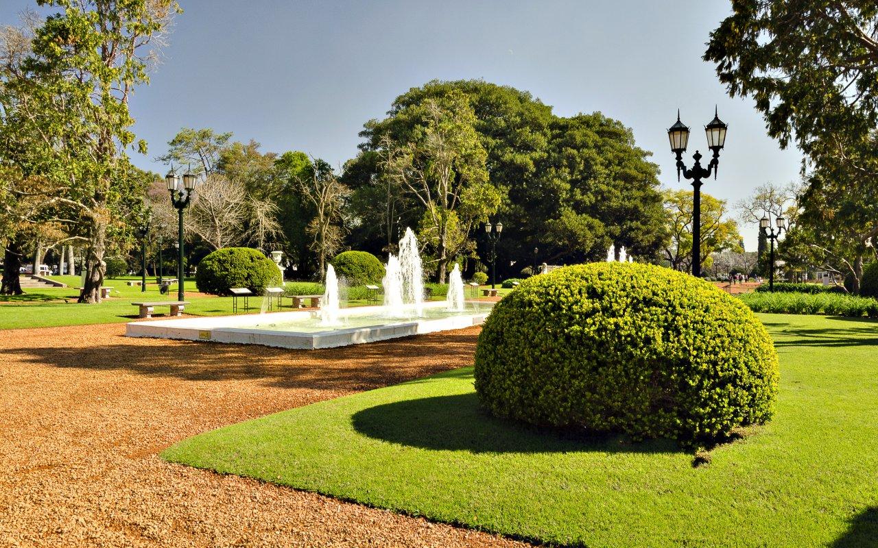 parc palermo, argentine