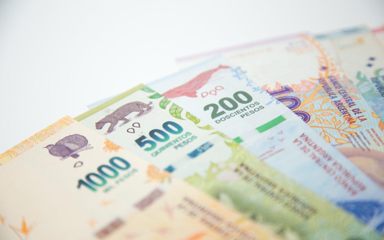 billets de banque argentins