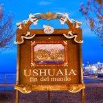 ushuaia - terra argentina