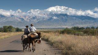 cordillère des andes - incontournables argentine chili - voyage terra argentina