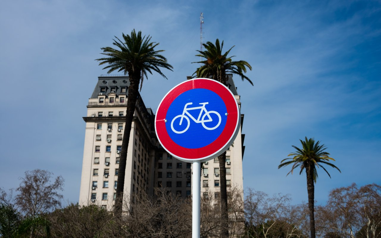 piste cyclable buenos aires