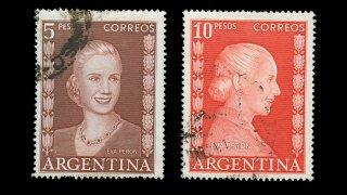 Eva Perón, figure de l'Argentine