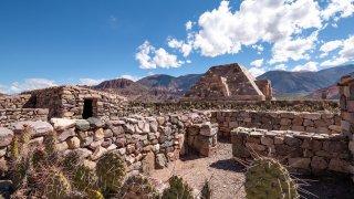 Les Diaguites et l'invasion Inca