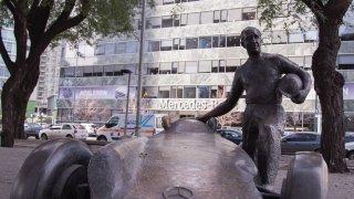 Fangio : une légende argentine