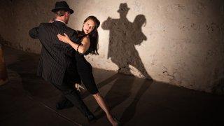 tango argentin buenos aires