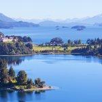 lac nahuel huapi bariloche, patagonie argentine