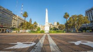 Las Abuelas de Plaza de Mayo