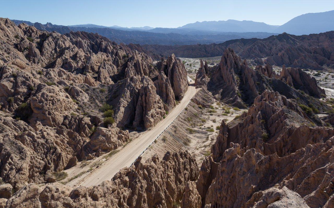 route du nord-ouest argentin