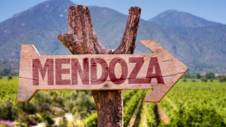 mendoza - voyage argentine