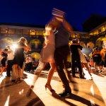 milonga, danseurs amateurs de tango argentin