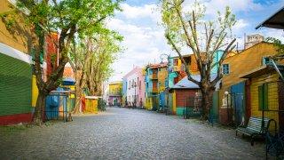 Buenos Aires : ville bohème