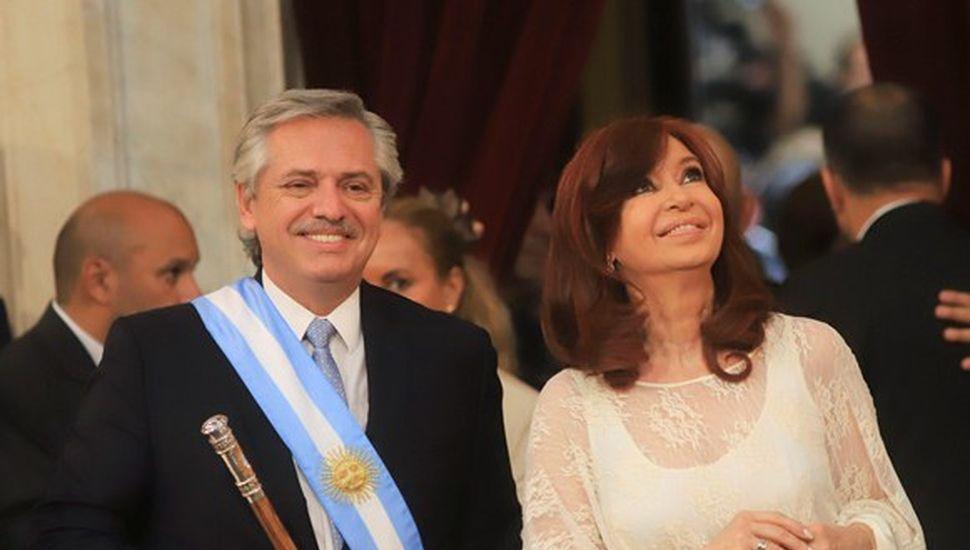 alberto fernandez - président de l'Argentine