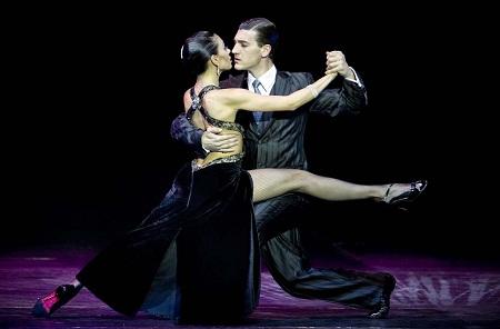 championnat du monde de tango à buenos aires