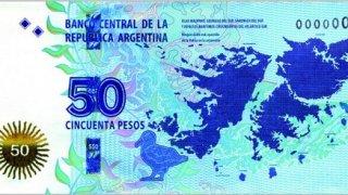 billet îles malouines, argentine