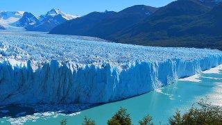 glacier perito moreno - trek patagonie