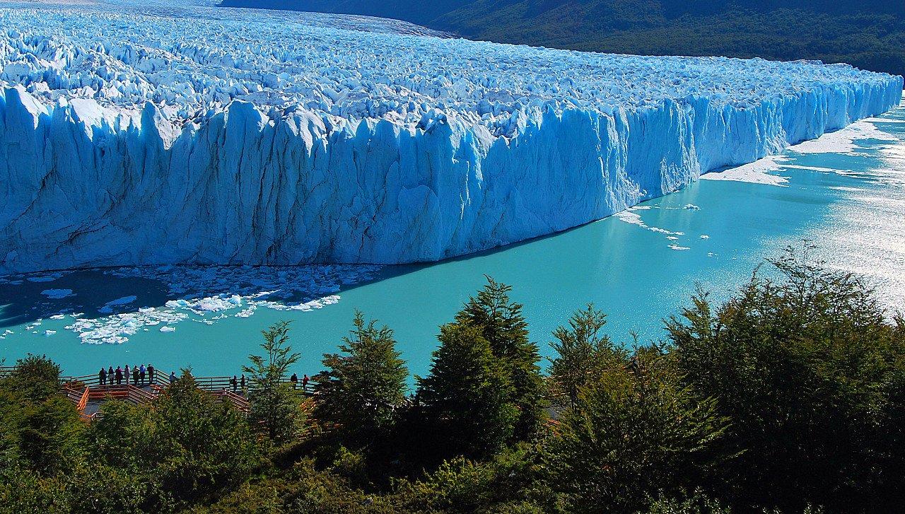 argentine glacier perito moreno - voyage patagonie