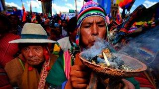Fête Nationale de la Pachamama