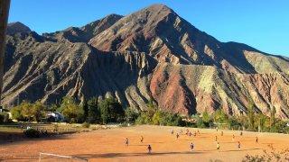 purmamarca - voyage argentine