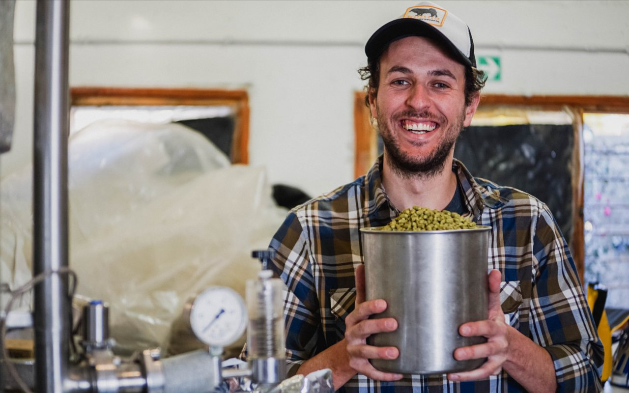 bière artisanale bariloche - voyage argentine