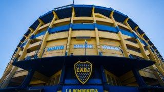 la bombonera - La Boca - Buenos Aires