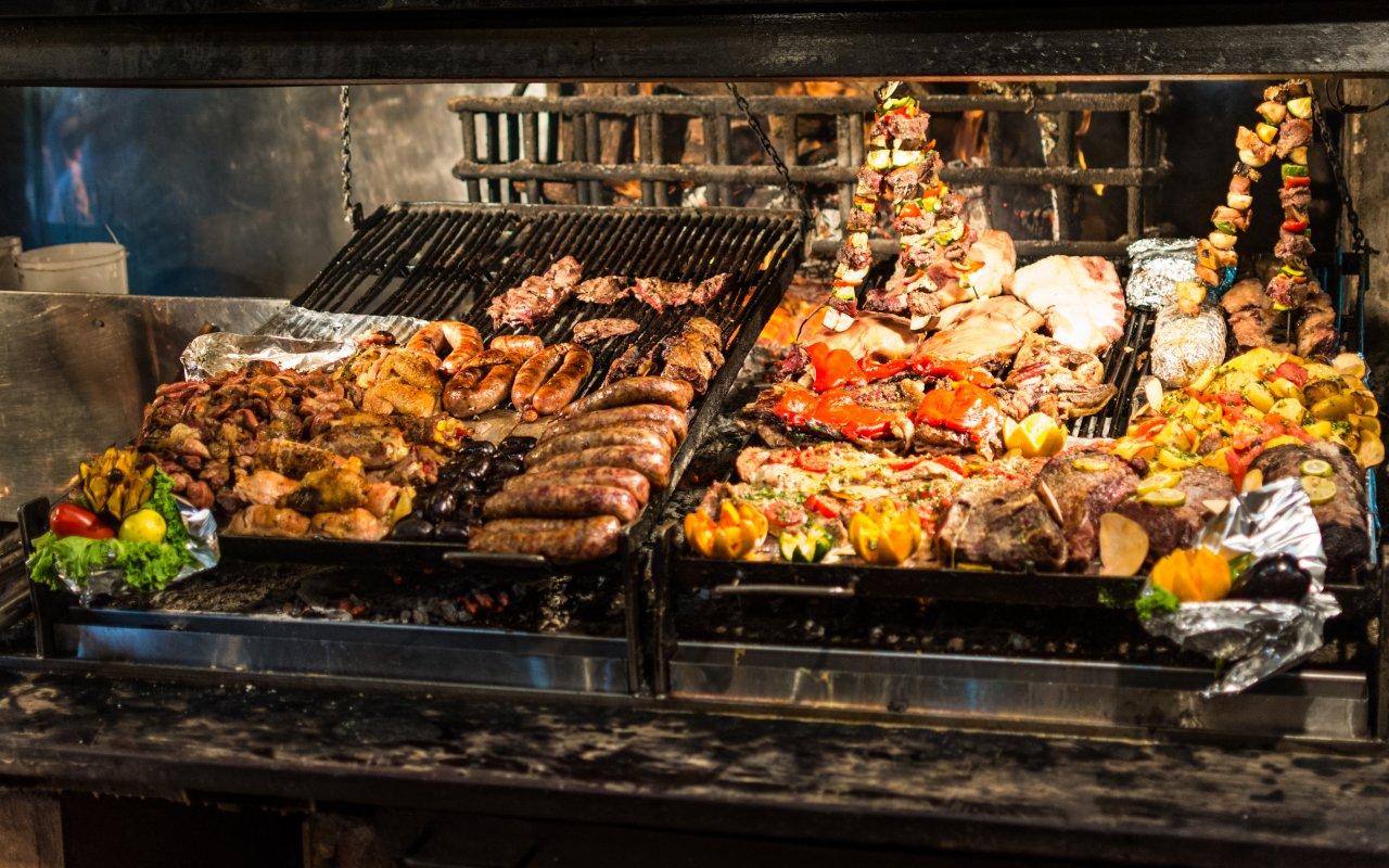 asado argentin - barbecue argentine - terra argentina