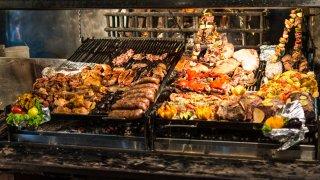 La culture de l'asado en Argentine