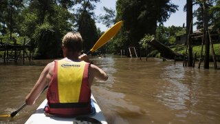 kayak delta tigre - voyage argentine