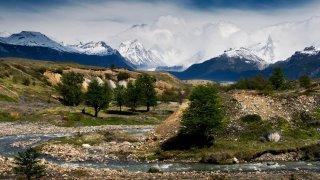 parc des glaciers - voyage patagonie