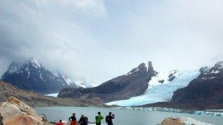 parc des glaciers - voyage argentine
