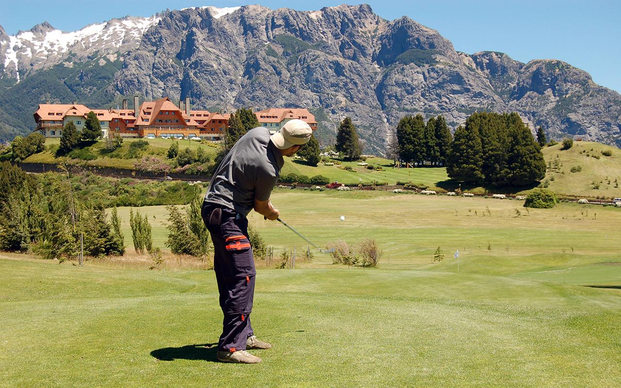 séjour golf en argentine et patagonie