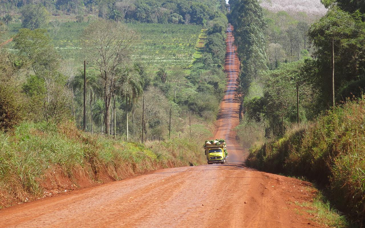 sur les traces des guaranis, voyage nord-est argentine