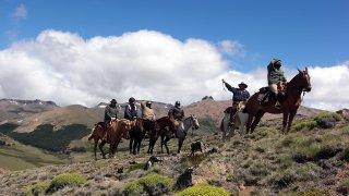 Traversée de la Cordillère des Andes à Cheval