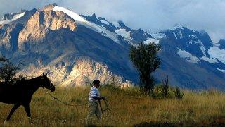 voyage gaucho patagonie - cheval patagonie - terra argentina
