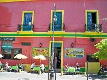 la boca, buenos aires - la patagonie en famille