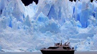 navigation glaciers de patagonie