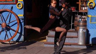 couple tango - voyage argentine