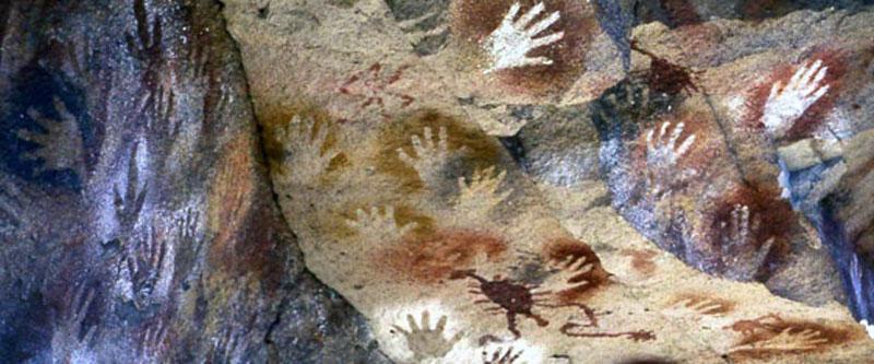 cueva de las manos, argentine