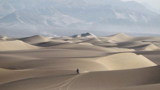 dunes taton - nord-ouest argentin