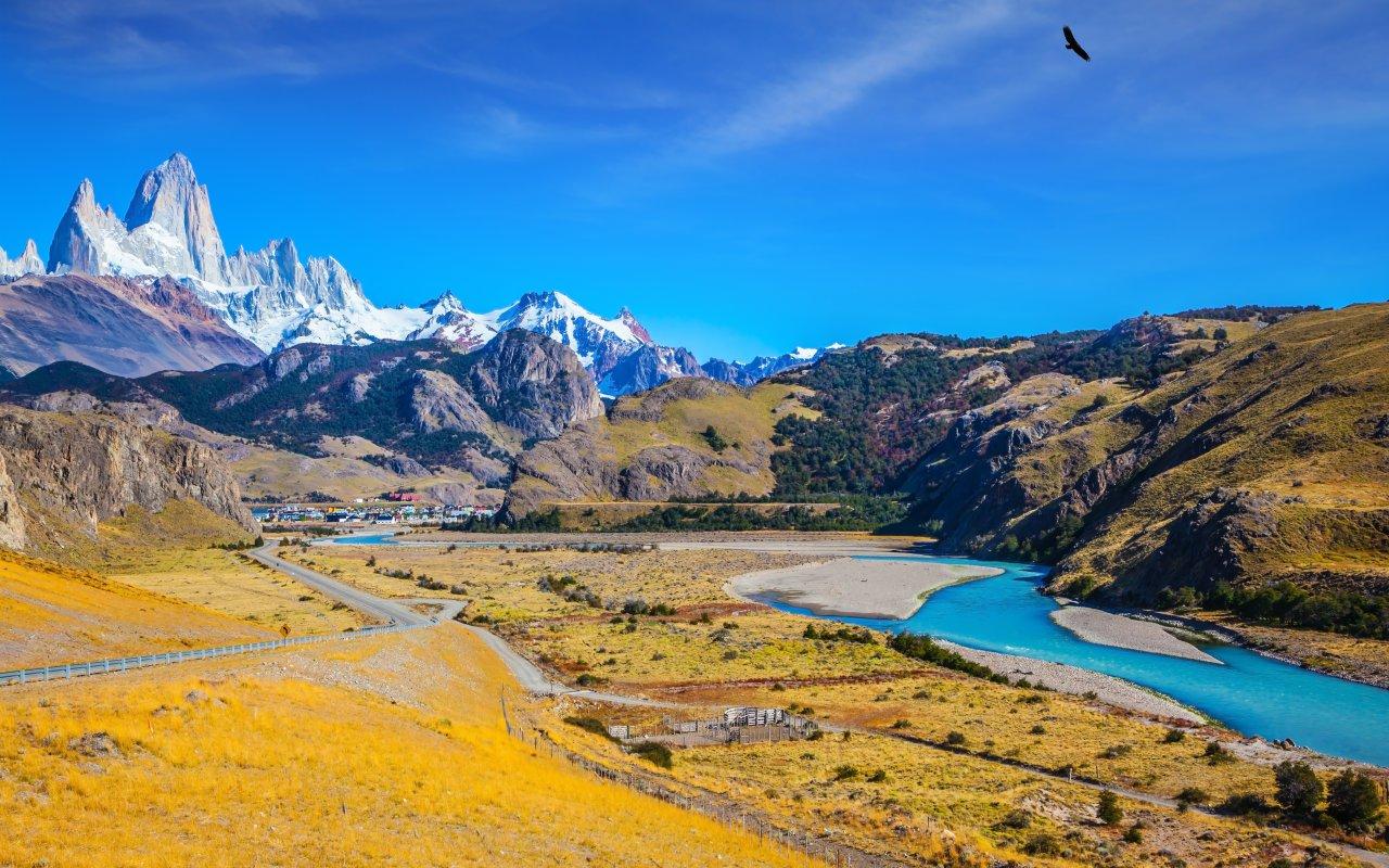 fitz roy - el chalten - patagonie argentine