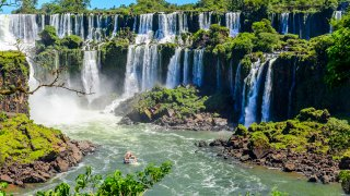 IGUAZU ET LA SELVA : un envoûtement tropical, une nature exubérante