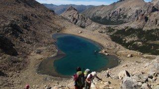 traversée des refuges région des grands lacs de patagonie