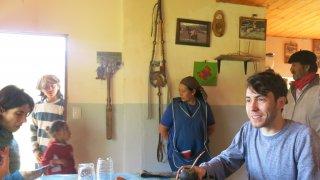 rencontre avec une communauté mapuche - la patagonie en famille