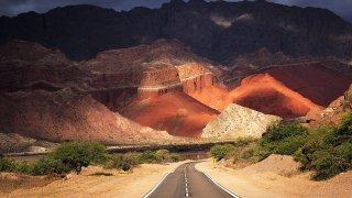 Les Déserts du Grand Nord-Ouest argentin