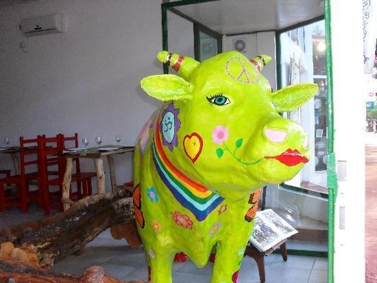 La fameuse Vaca enamorada