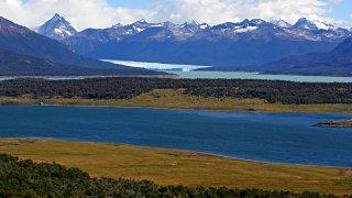 lac roca - la patagonie en famille