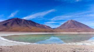 laguna verde - désert siloli
