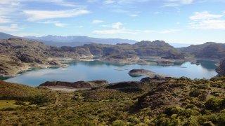 lagune route australe chili - voyage terra argentina