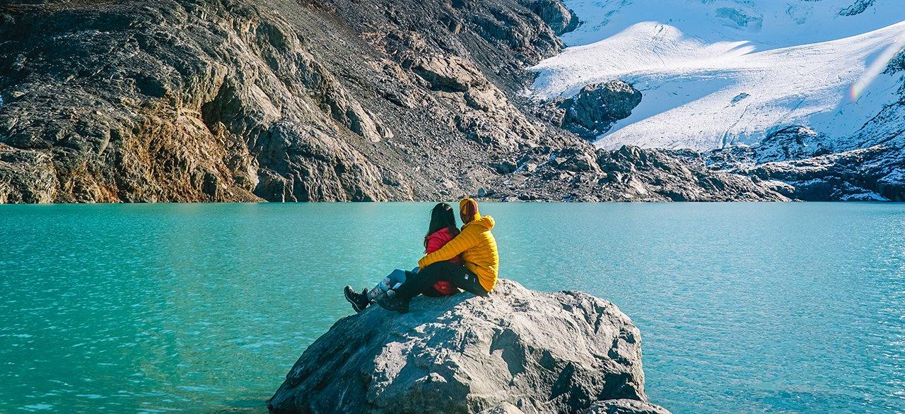 baie d'ushuaia, panorama argentin