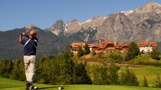 llao llao - voyage golf en argentine et patagonie